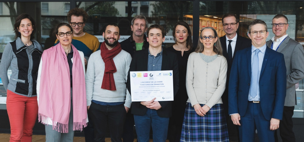 Grenoble Ecole de Management lance la Chaire « Territoires en transition, vers de nouveaux services aux citoyens