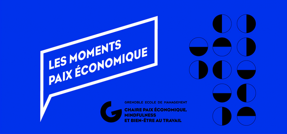 la Chaire Paix Economique de GEM lance deux rendez-vous hebdomadaires de méditation et réflexion