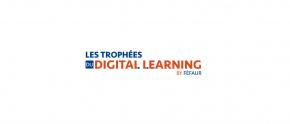 GEM lauréate des Trophées du Digital Learning 2021