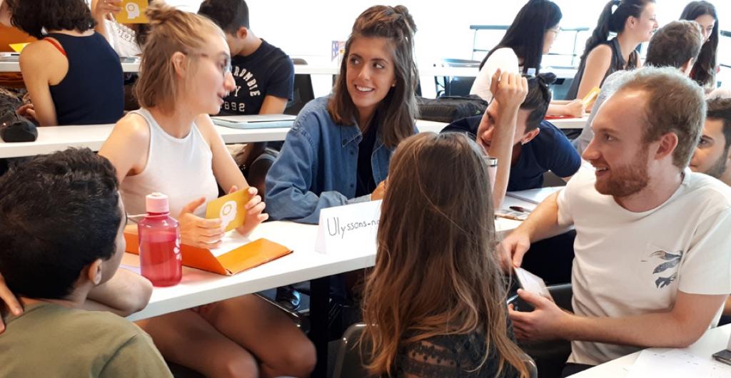 Casabio, défi de la rentrée à Grenoble Ecole de Management