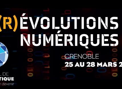 (R)évolutions numériques ? », le 12ème Festival de Géopolitique de Grenoble