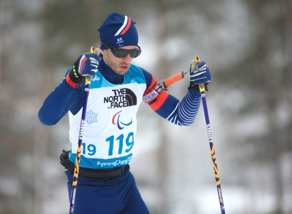 Anthony Chalençon, médaillé de bronze et étudiant à GEM