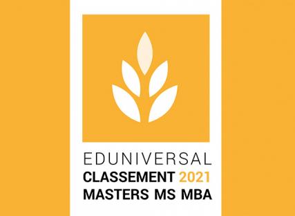 Classements : 7 Formations GEM dans les tops 3 d'Eduniversal
